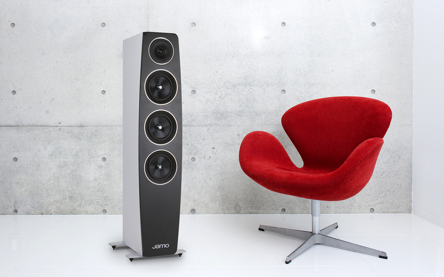 monitor products electronics speakers paradigm floor se advance standing